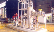 Gas Conditioning Skid, fuel treatment skid